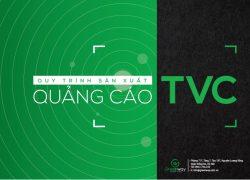 Quy trình sản xuất TVC quảng cáo theo tiêu chuẩn quốc tế