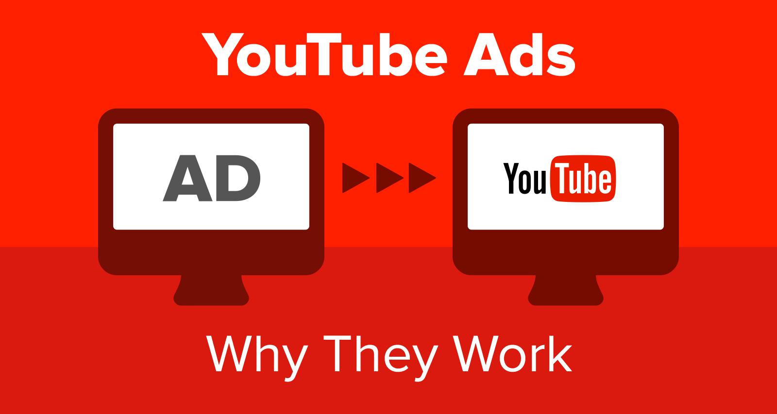 5 hình thức quảng cáo YouTube phổ biến