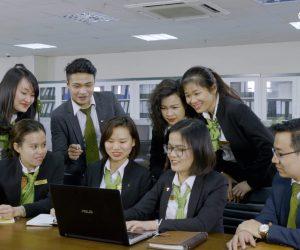 Phim doanh nghiệp | VIETCOMBANK Thăng Long